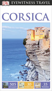 image of DK Eyewitness Travel Guide: Corsica