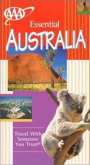 AAA Essential Guide Australia (Essential Australia)