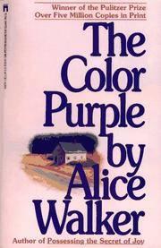 Color Purple by Alice Walker - 1996-01-01