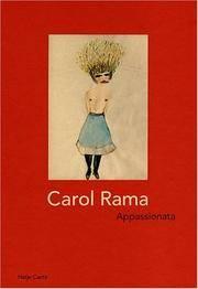 Carol Rama : Appassionata. by  Brigitte u.a. (Hrsg.) Reinhard - from Antiquariat Löcker and Biblio.com