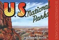 U.S. National Parks Postcard Book: 30 Oversized Postcards