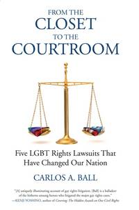 From the Closet to the Courtroom: Five LGBT Rights Lawsuits That Have Changed Our Nation (Queer Action/ Queer Ideas)