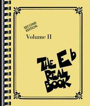 image of The Real Book - Volume II: Eb Edition
