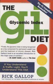 G. I. Diet The Easy, Healthy Way to Permanent Weight Loss