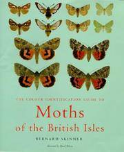 Colour Identification Guide to Moths of the British Isles: (Macrolepidoptera)