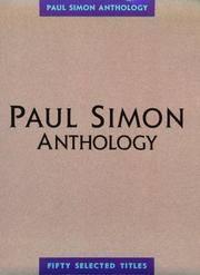 image of Paul Simon Anthology (Paul Simon/Simon_Garfunkel)