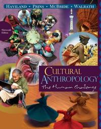 image of Cultural Anthropology: The Human Challenge