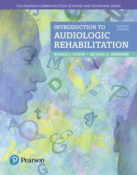 Introduction to Audiologic Rehabilitation (7th Edition) (What's New in Communication Sciences &...
