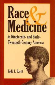 Race and Medicine in Nineteenth- and Early-Twentieth-Century America
