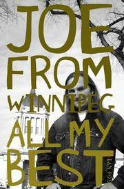 Joe from Winnipeg: All My Best
