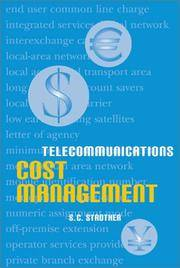 Telecommunications Cost Management (Artech House Telecommunications Library)
