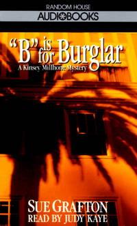 B Is for Burglar (Sue Grafton)
