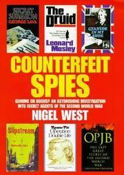 COUNTERFEIT SPIES