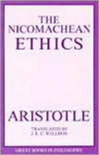Nicomachean Ethics by Aristotle - Paperback - from Better World Books  (SKU: 4137357-6)