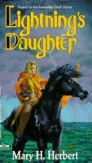 LIGHTNING'S DAUGHTER (Tsr Books)