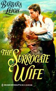 Surrogate Wife (Harlequin Historical Series)