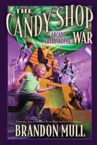 The Candy Shop War, Book 2