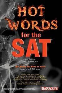 Hot Words for the SAT Fourth Edition
