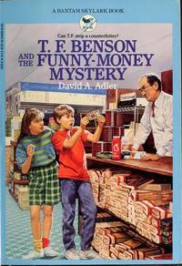 T. F. Benson and the Eye Spy Mystery (T. F. Benson Ser.)