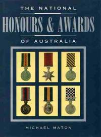 The National Honours & Awards of Australia - w/ Dust Jacket!