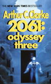 image of 2061: Odyssey Three (Space Odyssey Series)