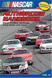 NASCAR Authorized Handbook: Revised and Updated (NASCAR Library Collection)