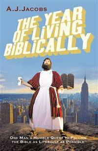 image of The Year of Living Biblically
