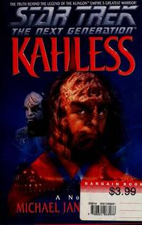 Star Trek: The Next Generation ; Kahless by  Michael Jan Friedman - Hardcover - from Better World Books  and Biblio.com