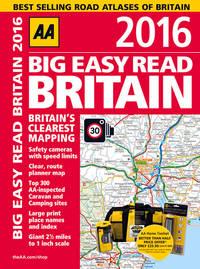 Big Easy Read Britain 2016 (AA Big Easy Read Britain)
