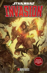 image of Star Wars: Invasion Volume 1 - Refugees
