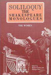 Soliloquy ! The Shakespeare Monologues (Women0