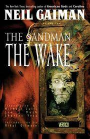 image of Sandman, The: The Wake - Book X (Sandman Collected Library)