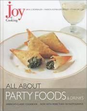 image of Joy of Cooking: All About Party Foods_Drinks