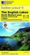 image of The English Lakes: North Western Area (Outdoor Leisure Maps)