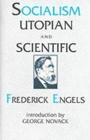 image of Socialism: Utopian and Scientific