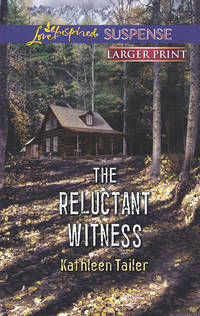 The Reluctant Witness (Large Print)