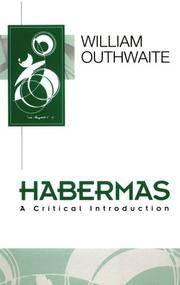 Habermas; a critical introduction