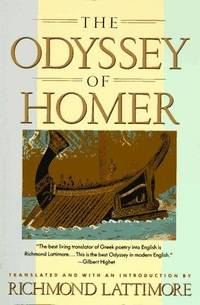 THE ODYSSEY OF HOMER Translated with an Introduction.