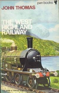 image of The West Highland Railway (The David and Charles series)