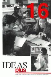 Ideas Plus: A Collection of Practical Teaching Ideas