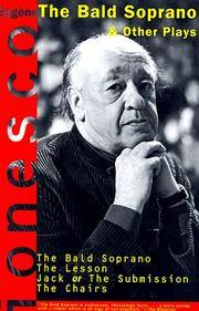 The Bald Soprano and Other Plays: The Bald Soprano; The Lesson; Jack, or the Submission; The Chairs by Eugene Ionesco - Paperback - 1982-01-01 - from Bookfriendz (SKU: SKU9690447)
