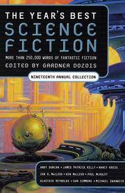 image of The Year's Best Science Fiction: Nineteenth Annual Collection (No. 19)