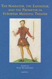The Narrator, the Expositor, and the Prompter in European Medieval Theatre (M