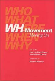 WH-Movement: Moving On (Current Studies in Linguistics)