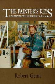 The Painter's Keys A Seminar With Robert Genn