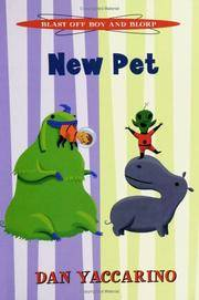 image of Blast Off Boy and Blorp: New Pet