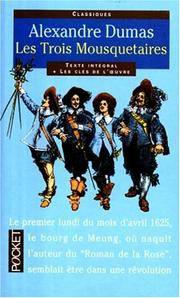 image of Les Trois Mousquetaires = Three Musketeers (French Edition)