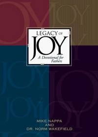 LEGACY OF JOY-A DEVOTIONAL FOR FATHERS