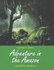 Adventure in the Amazon, Leader's Manual