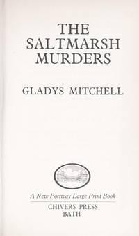 image of Saltmarsh Murders (Portway Large Print Series)